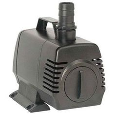 "Power Head Pump 2160 GPH / 33 Feet Cord by Alpine. $121.80. Flow control. Includes filter. 3 year warranty. Max head: 166. Outlet Connection: 1"". P2160 Features: -Pump.-Flow control and oil free magnetic design.-Epoxy protected and has ceramic impeller shafts for long life.-Reliable and quiet submersible water pumps will save you money.-Energy efficient operation.-Comes with a filter.-Max head: 16'4''.-Outlet size: 1''. Specifications: -226 Watts. Dimensions: -Dim..."