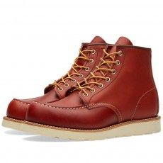 Red Wing 8131 Heritage Work Moc Toe Boot