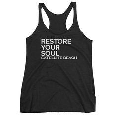 Restore Your Soul Women's Racerback Tank