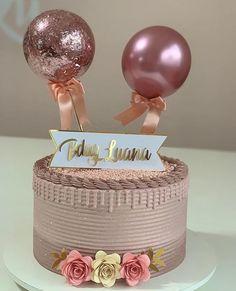 Birthday Cake, Cupcakes, Desserts, Food, Girly Girl, Birthday Cakes, Manaus, Pastries, Food Cakes