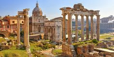 10 places every traveller should go Rome, Italy   If you're a history buff, you need to visit Rome at least once in your life. From the Roman Forum and Colosseum to the Pantheon and Altare della Patria, there is so much history and culture on display. As you walk down the city streets, each turn will reveal another monument or fountain, so be sure to pack walking shoes.