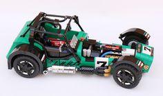 Caterham R300 Lightweight racing spec | Flickr - Photo Sharing!