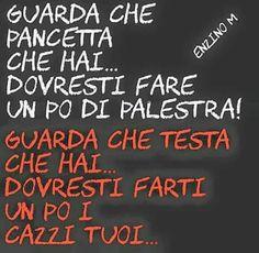 Pancetta vs testa