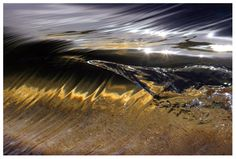"""""""Liquefied"""" photographic #SurfArt print by Scott Carter"""