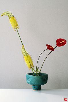 Ikebana '10/6 W3 | Flickr: partage de photos!