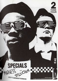 The Specials, Madness, Selecter 2 tone tour played Oldham Queen Elizabeth Hall Oct. Genre Musical, Ska Music, Afro, Skinhead Reggae, Ska Punk, Laurel, Jamaican Music, Music Flyer, Pochette Album