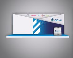 Capital stage design for annual conference event ..