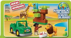 Juguetes LEGO 2016 para niños y niñas, de diferentes edades. Crea, construye y diviertete con los bloques, de esta marca, que pone a tu disposición.