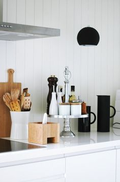Whether you have a lot of workspace in your kitchen, or just a little, keeping your countertop neat and organized is paramount