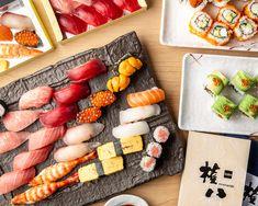 渋谷・西麻布  SUSHI権八ではテイクアウトサービス・UberEatsのご利用が可能です。 少し贅沢な権八のお寿司。ご自宅やオフィスで。お仲間やご家族での集まりなどに是非。 #stayhome #shibuya #nishiazabu #gonpachi