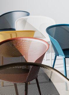 salvalopez: Stampa chair by Ronan & Erwan Bouroullec