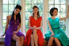An Interview with the Leading Ladies of 'The True Heroines' from The Daily Quirk - April 26 2013 April 26, March 2013, Prom Dresses, Formal Dresses, Heroines, Movie Tv, Naked, Interview, Product Launch