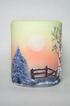 Workshop Kim Wiltjer. Airbrushing on cake. Winter