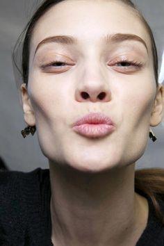 ginnastica labbra