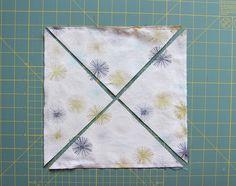 HST II cut squares