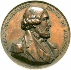 Moulay Abd al-Rahman provisional issue 1238-1276 / ad 1822-1859. bronze medal from Borrel 1844 on d. Descent of the French fleet on Mogador....