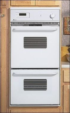 "Maytag CWE5800ACE 24"" White Electric Double Wall Oven : Amazon.com : Kitchen  Dining"