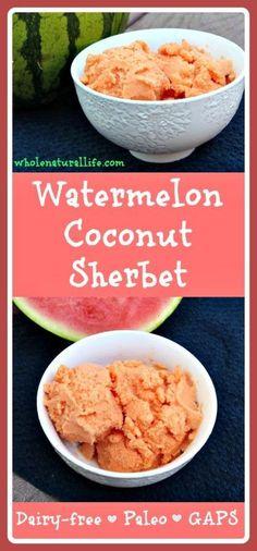 Watermelon Coconut S