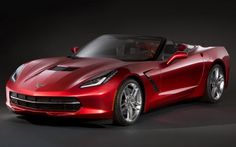 2014 Chevrolet Corvette Convertible photos leak online?    GM recently showed the coupe version of the new 2014 Corvette Stingray in Detroit.