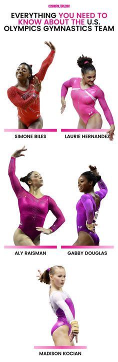 Everything you need to know about the American gymnastics team - olympic gymnastics Us Olympic Gymnastics Team, American Gymnastics, Tumbling Gymnastics, Gymnastics Quotes, Gymnastics Pictures, Sport Gymnastics, Olympic Team, Gymnastics Leotards, Olympic Games