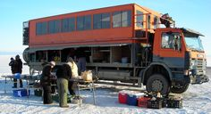 35 best expedition images on pinterest expedition truck adventure the original madventure vehicle a 4x4 scania pictured here on the ice roads in northern fandeluxe Gallery
