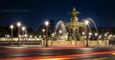 Paris France Place de la Concorde - https://www.facebook.com/antoniogaudenciophotographie