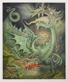 WAYNE ANDERSON - DRAGONS.