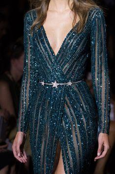 Zuhair Murad at Couture Fall 2015 - Details Runway Photos