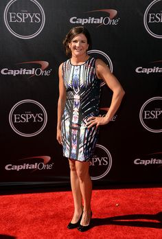 Hottest Bodies on the 2014 ESPYs Red Carpet | Kelly Clark, Snowboarder