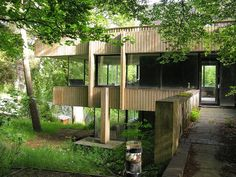House of the day: Bernat Klein Studio by Peter Womersley