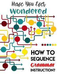 The Grammar Nerds Tell All: How to Sequence Grammar Instruction   The Reading and Writing Haven
