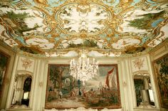 Schloss Augustusburg, Audienzsaal ©Schlösser Augustusburg und Falkenlust in Brühl