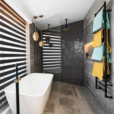 Dean and Shay Room 1 | Bathroom #theblock #theblockshop