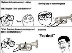 Marching Band Meme 28 by ~TheAwesomeIgirisu on deviantART