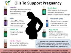 Young Living Essential Oils Pregnancy Lavender, Valor, AromaLife, Into the Future, Gentle Baby, ClaraDerm spray, Peppermint | http://www.livingyourlifenaturally.com/order-oils/ for more oil info
