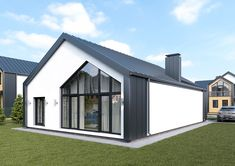 Apartment Projects, Home Projects, Architectural Engineering, One Story Homes, Tiny House Plans, Building A House, Beach House, Minimalism, Sweet Home