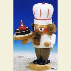 Nutcracker Confectioner  -  25cm / 10 inch