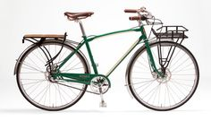 Detroit Made Shinola Bike.