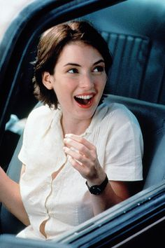 Winona Ryder in Reality Bites, 1994.