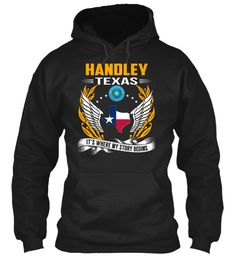 Handley, Texas - My Story Begins