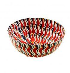 paper mache bowl from robin street market