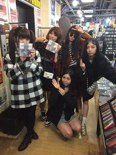 Japanese Girl Group, World Domination, These Girls, Scandal, Maid, Idol, Celebrities, Beautiful, Celebs