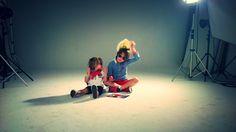 #ubs2barcelona #ubs2 #makingof #lookbook #summer15 #childrenswear #kidswear #sharinghappiness #silencioserueda #modainfantil