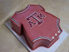 Perfect for baby showers! Who cares if it is a boy or a girl... As long as it is an Aggie!