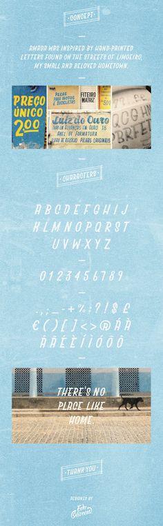 21 Custom Fonts - Befonts.com