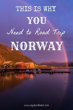 This is why you need to road trip Norway // 4500 km of ultimate road trip inspiration