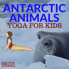 Learn about arctic animals through simple yoga poses for kids! Post includes 11 arctic animals yoga poses + purchase our Arctic Animals Yoga Cards for Kids. Kids Yoga Poses, Yoga For Kids, Animal Activities For Kids, Class Activities, Kids Coping Skills, Preschool Yoga, Animal Yoga, Childrens Yoga, Yoga Lessons