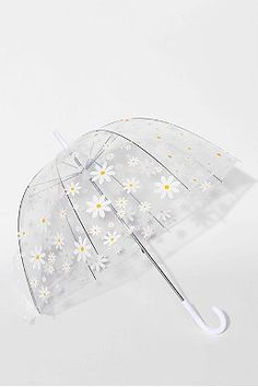LIST ITEM: April Showers Bubble Umbrella cute and cand be worn anytime there is rain.