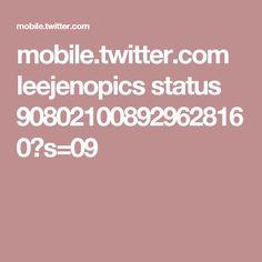 mobile.twitter.com leejenopics status 908021008929628160?s=09