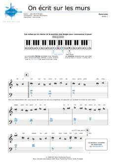 Piano Music Easy, Sheet Music, Kalimba, Recorder Music, Flute, Notes, Culture, Amor, Scrappy Quilts